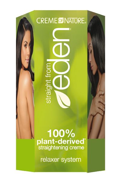 Creme Of Nature Eden Relaxer System Hair Type B