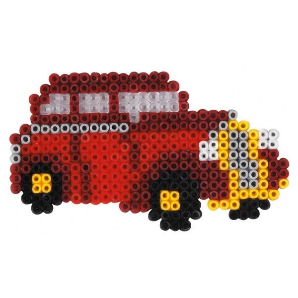 Auto Hama Mini perler