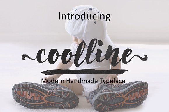 coolline by cooldesignlab on @creativemarket