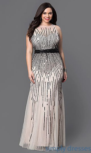 Dresses, Formal, Prom Dresses, Evening Wear: FA-9382