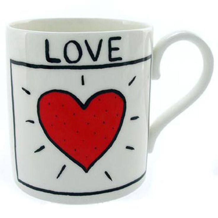 love mug by edward monkton