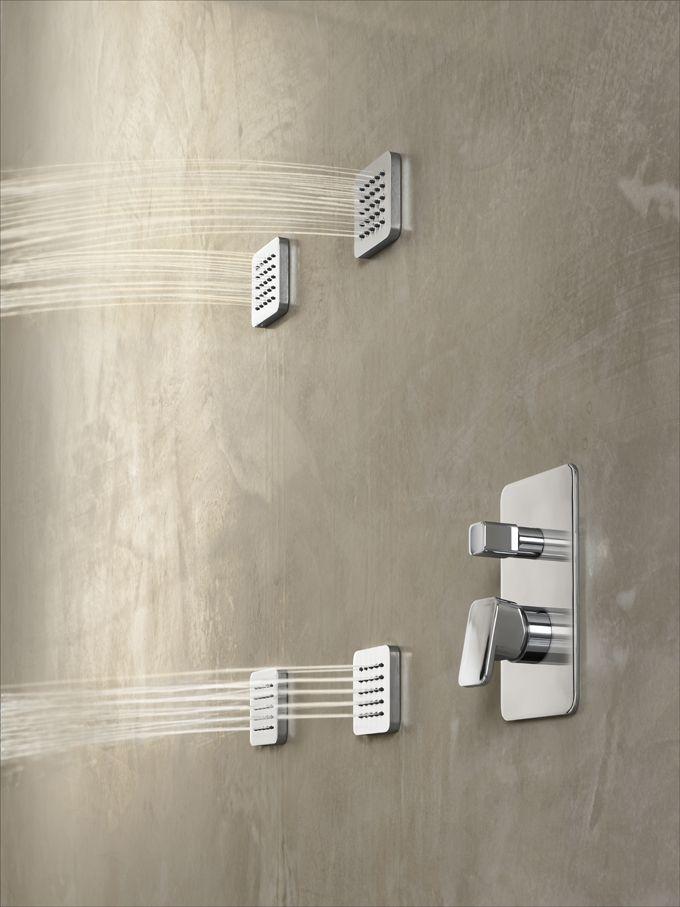 ©varianti per Nobili Rubinetterie serie Loop. #setdesign #setbuild #studiolife #stilllifephotography #productphotography #commercialphotography #advertising #interior #setdesign #sinar #setstyling #homedecoration #bathroom #shower #bodyjet #relax