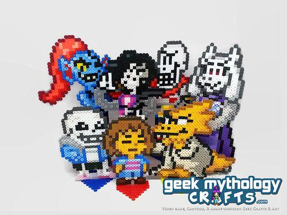 101 Best Bead Sprites By Geek Mythology Images On Pinterest