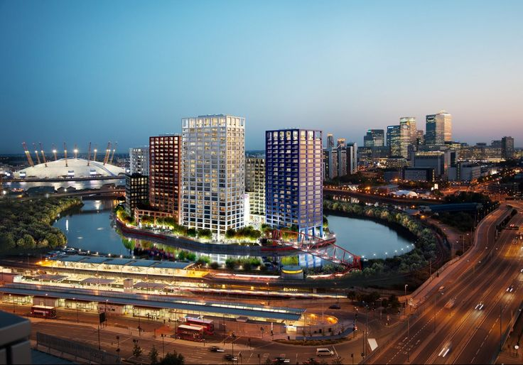 EcoWorld Ballymore welcomes The London Film School at London City Island
