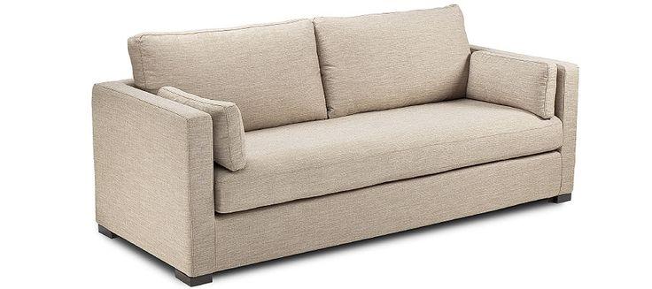 LIBERTE : Un canapé, comme un cocon. Par sa profondeur et son confort, le canapé Liberté est une belle invitation à la paresse ...