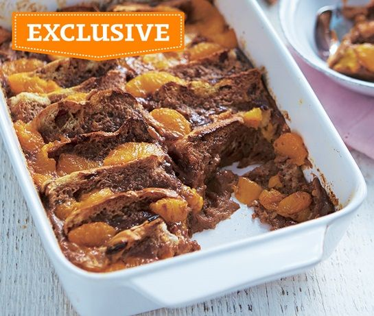 Chocolate bread & butter pudding | ASDA Recipes