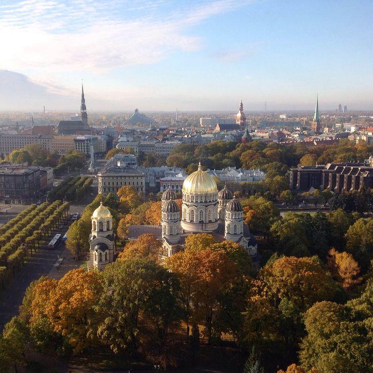 Riga, Latvia  janholmberg.weebly.com