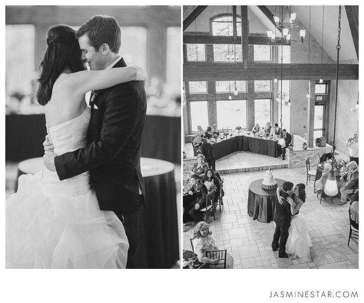 I love the idea of the head table set up in a V shape | Jasmine Star Blog - Della Terra Chateau Wedding : Jessi+Zach