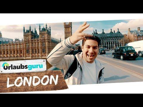 London Tipps für euren Städtetrip nach England | Urlaubsguru.de