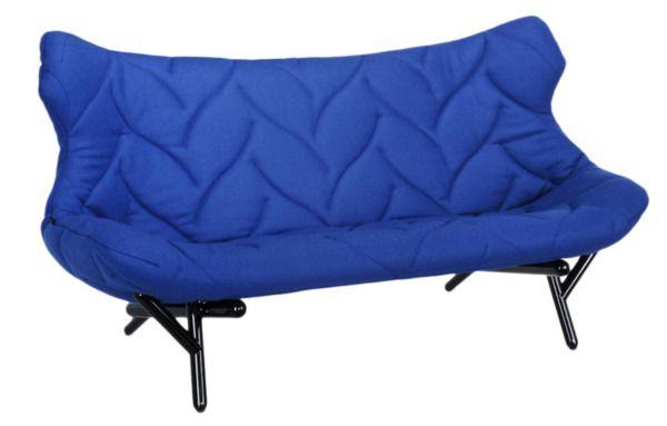 Метки: Маленькие диваны.              Материал: Металл, Ткань.              Бренд: Kartell.              Стили: Лофт, Скандинавский и минимализм.              Цвета: Синий.