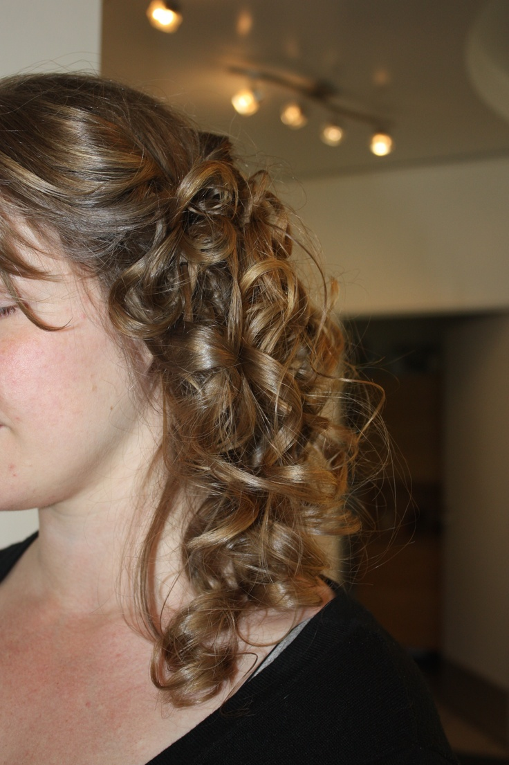 Another glance at a style done by Alora  at La Dolcevita Day Spa and Salon