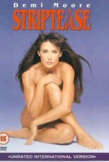 Demi Moore redefined 'erotic' with striptease.