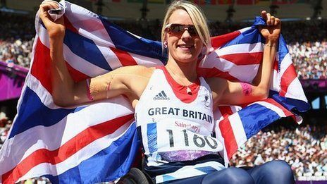 Paralympics 2016: Josie Pearson switches to hand-cycling for Rio