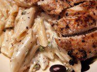 Krémes, grillezett Piccata Csirke