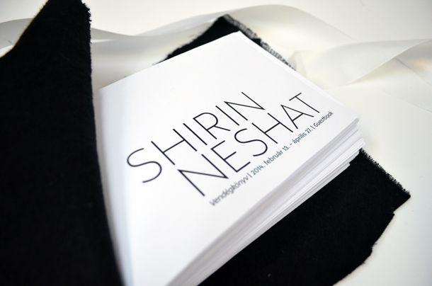 Shirin Neshat - Andorka Timea