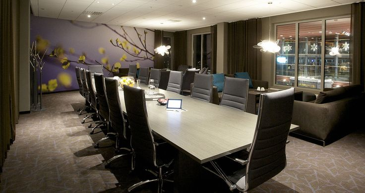 Etoile by Adriano Rachele for a conference room of the Clarion Hotel Sense, Lulea (Sweden)