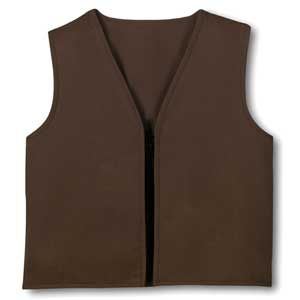 GIRL SCOUT BROWNIE VEST 19.50
