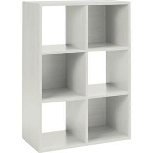 Buy Squares 6 Cube Unit - White at Argos.co.uk - Your Online. Shelving Units Storage ...  sc 1 st  Pinterest & 46 best Henryu0027s bedroom images on Pinterest | Child room Bed frames ...