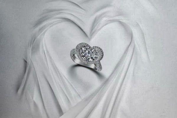 Chopard – diamantové snubní prsteny | Luxurio.cz  #diamonds #luxury #luxusní #šperky #jewellery #luxurio