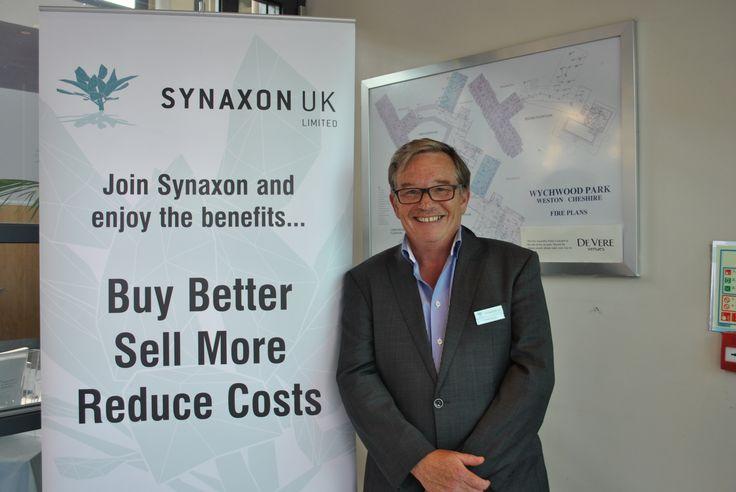 Synaxon National Conference 2013 Derek Jones