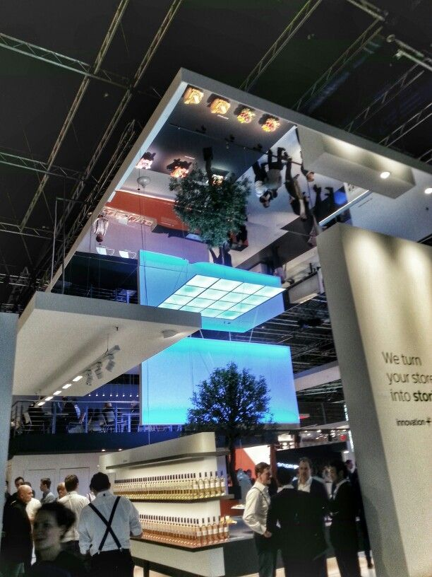 166 best TRADE FAiR STANDS images on Pinterest   Glass display ...