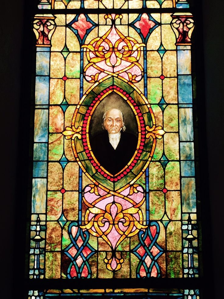 I've been calling this guy Silas Marner.. but he's known as Rev. Gruber in the First United Methodist Church. Come to Stained Glass Glory on Sept. 25 to see him and other  old, dead people memorialized in stained glass. It's cool - really!