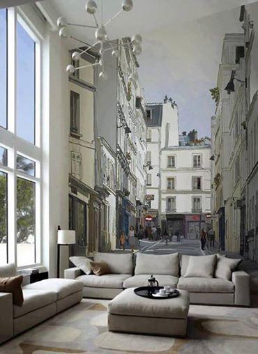 Come a Parigi