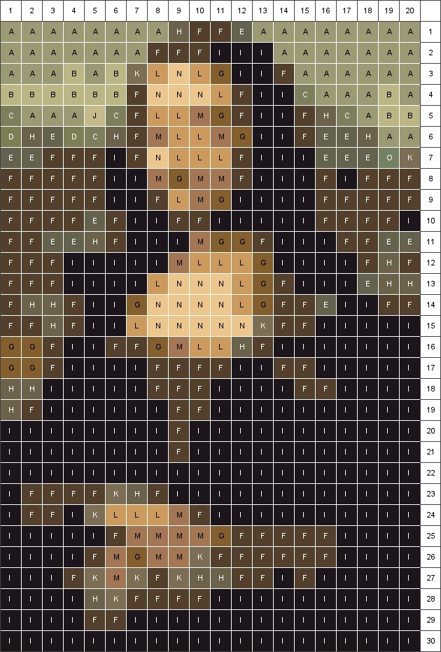 Create your own patchwork quilt pattern on the V&A; Museum website from any photo. I can finally make myself a Mona Lisa quilt!