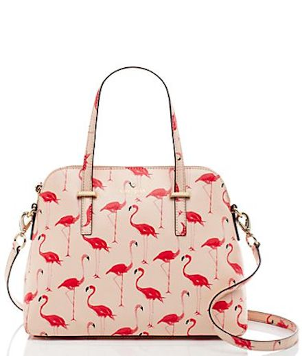 darling flamingo tote