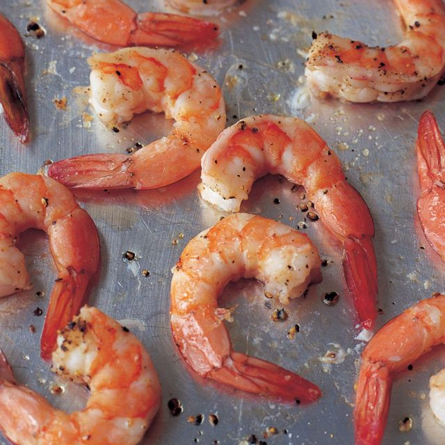 Roasted Shrimp Cocktail - Barefoot Contessa