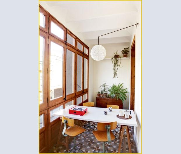 17 migliori idee su piccola terrazza su pinterest for Piccoli piani cabina con soppalco e veranda