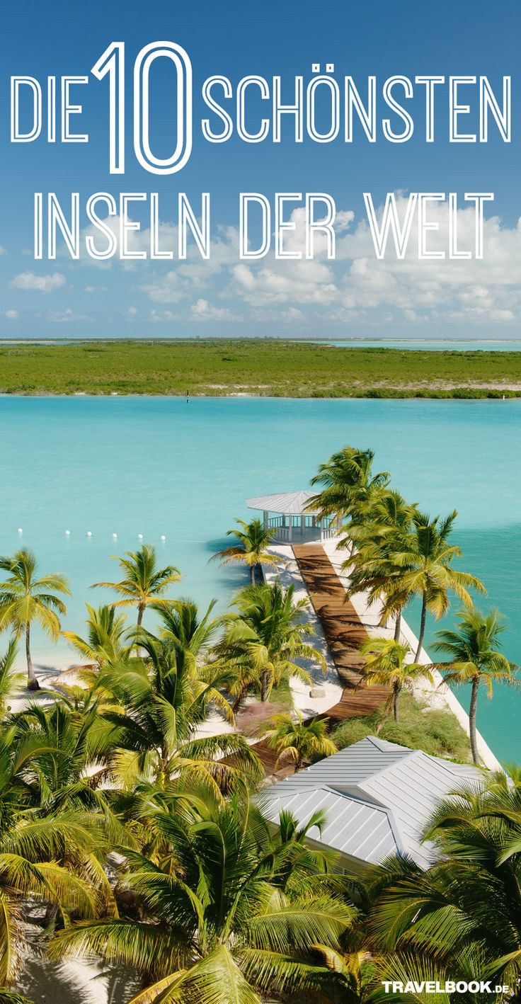 Weltweites Urlauber-Ranking: Die 10 besten Inseln der Welt sind… – Toni