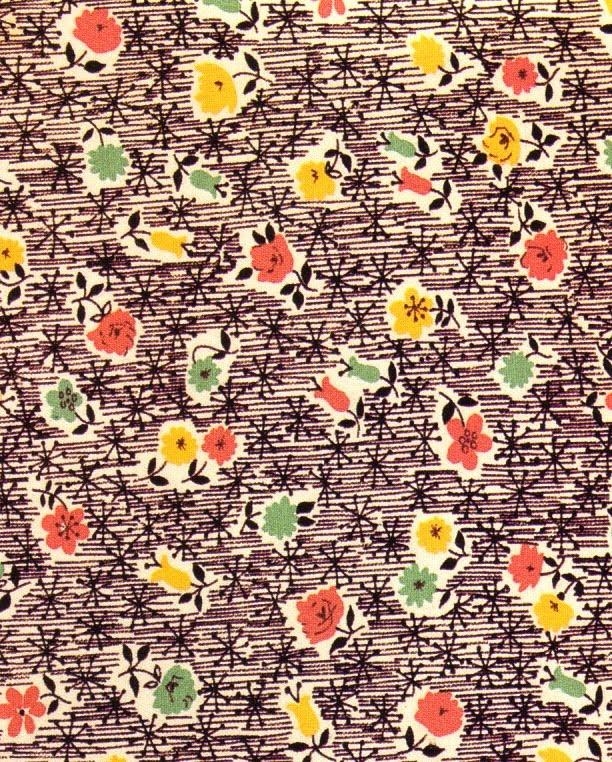 1950's floral