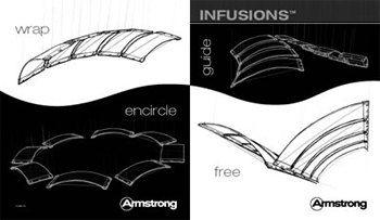 Formas Ligeras Armstrong Plafones