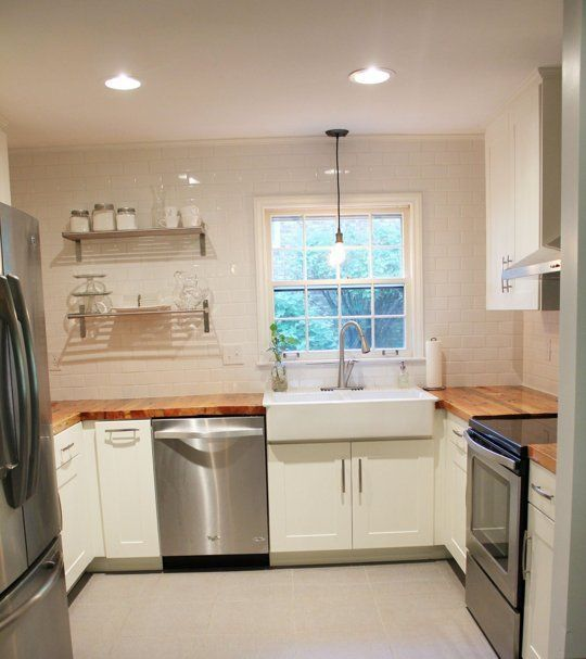 Best 20 Small Kitchen Makeovers Ideas On Pinterest: 17 Best Ideas About Small Kitchen Makeovers On Pinterest