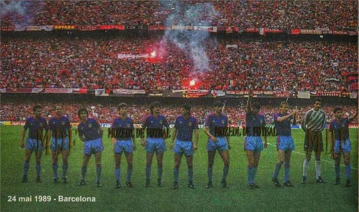 24 May 1989, Camp Nou, Barcelona