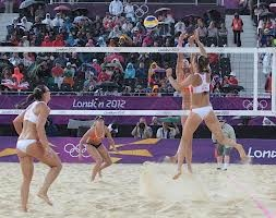 Women's Beach Volleyball at the London 2012 Summer Olympics