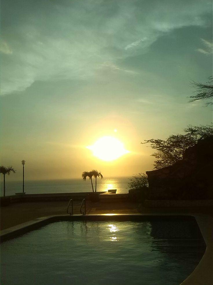 #Sunset #Rodadero #VIP Santa Marta.  Colombia
