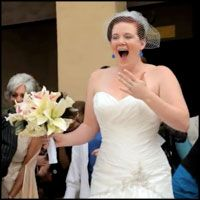 Groom Surprises His Lucky Bride With a Flash Mob - She Was SHOCKED!