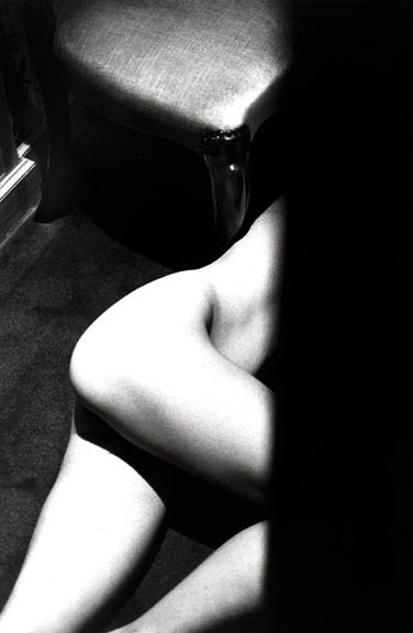 Juxtapoz Magazine - Black & White Nudes by the great Ralph Gibson