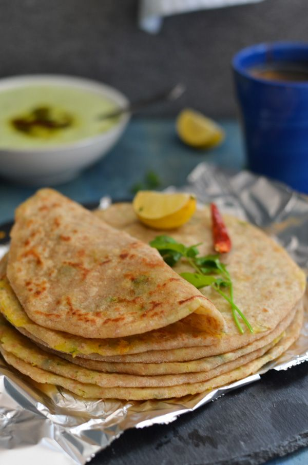 Punjabi 'Aloo Paratha'- Step by step recipe with TIPS from a Punjabi girl to…
