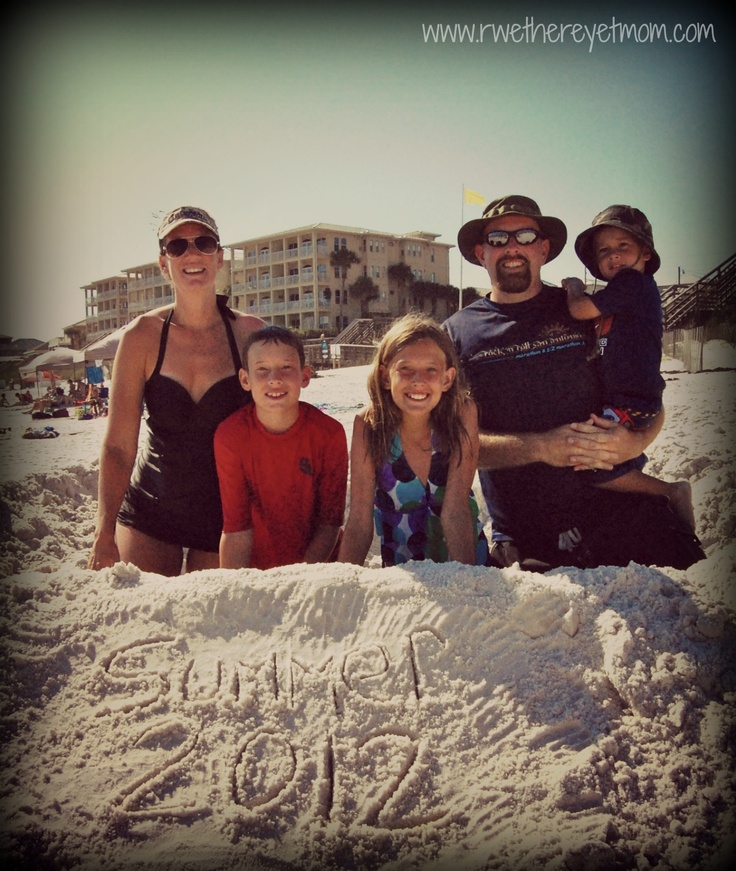 great idea for beach trip picture