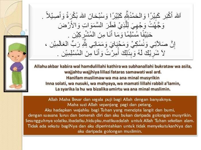 Doa | Allahumma Salli `ala Muhammad