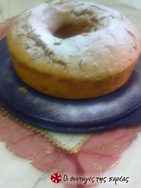 Κέικ καρότου νηστίσιμο #sintagespareas