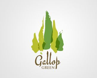Anther version for Gallop Green - Condo Logo