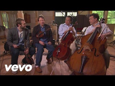 Music video by Yo-Yo Ma, Stuart Duncan, Edgar Meyer & Chris Thile performing Inside the Goat Rodeo Sessions. (C) 2011 Sony Music Entertainment