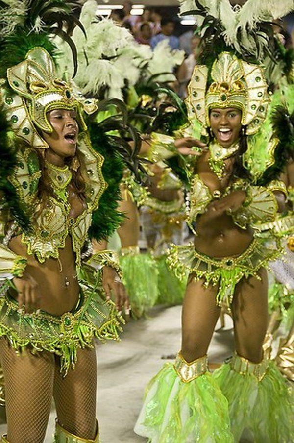 Brazil's Carnival #ViventuraPinYourWayToSouthAmerica