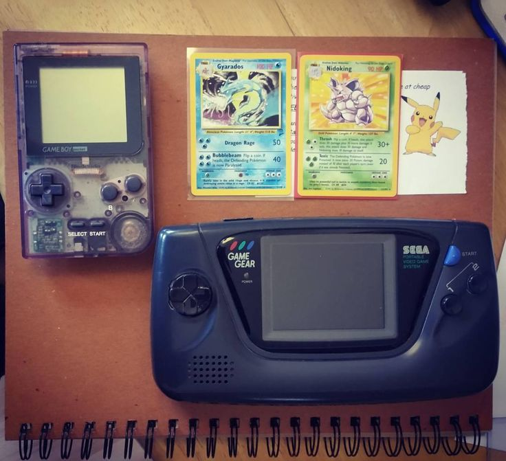 On instagram by l.davies_artwork #gamegear #microhobbit (o) http://ift.tt/1SgnKu8 toys  gamegear needs some new capacitorsthe cards are pack freshcouldnt say no to 3 each  anywaysorry for the lack of art postshad a really busy weekback to it now though  #pokemon #pokemoncards #gameboy #3ds #nintendo #sega  #gamer #art #drawing #game #gamer #nerd #geek #retro #420 #uk #pokemontcg #anime #manga #pikachu #gyarados #nidoking #mint #nostalgia