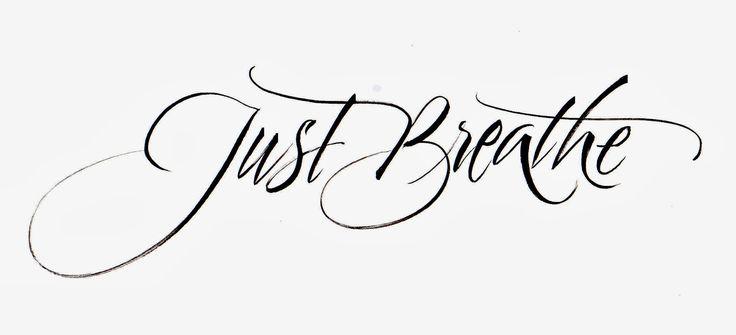 Trish Taylor Calligraphy: 2014-03-23