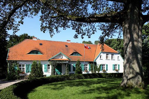 Wiejska rezydencja